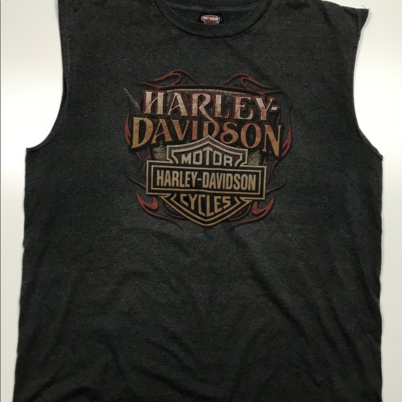488fd468d8b3b4 Harley-Davidson Other - Harley Davidson Mens T-Shirt Size 2XL B579